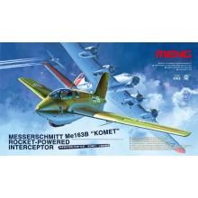 Messerschmitt Me163B Komet Rocket-Powered Interceptor