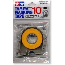 Masking Tape w/ dispenser 10mm