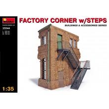 FACTORY CORNER w/STEPS