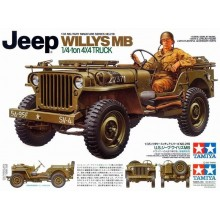 JEEP WILLYS MB 1/4-TON 4X4 TRUCK
