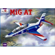 Mikoyan MiG-AT Russian Modern Trainer Aircraft 1/72