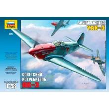 Yak-3 Soviet WWII Fighter