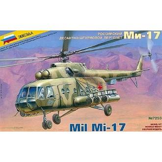 Mil Mi-17 Soviet Helicopter