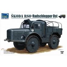 Ŝkoda RSO - Radschlepper Ost