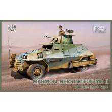 Marmon-Herrington Mk.II Middle East type