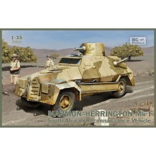Marmon-Herrington Mk.I South African Reconnaissance Vehicle