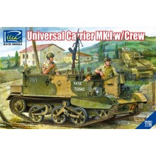 Universal Carrier Mk.1 w/Crews