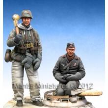 German Fallschirmjager 1940-1941