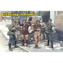 Blitzkrieg in France! France 1940
