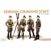 German Command Staff