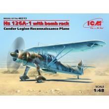 Hs 126A-1 'Condor Legion Reconnaissance Plane'
