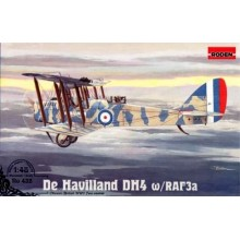 De Havilland DH4 w/RAF3a
