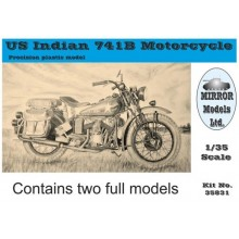 US Indian 741B Motorcycle