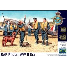 RAF pilots, WWII Era
