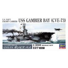 1:350 U.S. NAVY ESCORT CARRIER USS GAMBIER BAY