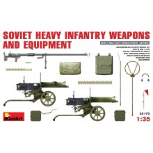 Soviet Heavy Infantry Weapons&Equipment