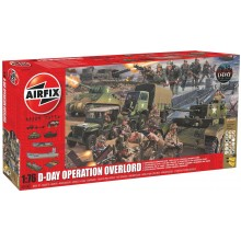 D-Day Operation Overlord Gift Set 1:72