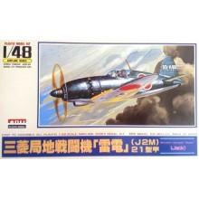 Mitsubishi Intercepter 'Raiden' (Jack)