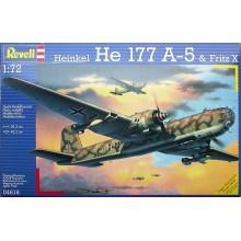 Heinkel He 177 A-5 & Fritz X