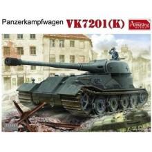 1/35 Panzerkampfwagon VII VK7201(K)