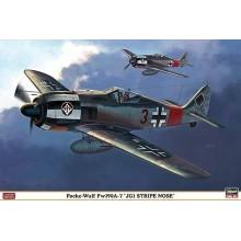 Focke-Wulf Fw190A‐7 'JG1 Stripe Nose'