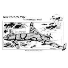 1:72 Henschel Hs P 87