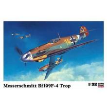 Messerschmitt Bf 109 F‐4 Trop 'Marseille'