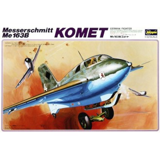 Messerschmitt Me163B Komet Rocket-Powered Interceptor