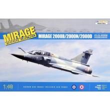 1:48 Dassault Mirage 2000