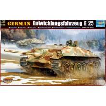 1:35 German Entwicklungsfahrzeug E 25