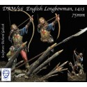 English Longbowman, Azincourt, 1415