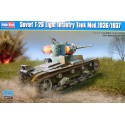 Soviet T-26 Light Infantry Tank 1:35
