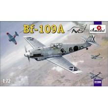 1:72 Messerschmitt Bf 109A