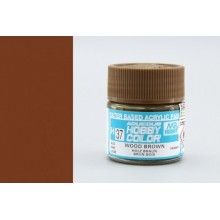 Wood Brown (Gloss)