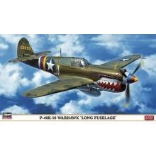 P-40 K-10 Warhawk 'Long Fuselage'