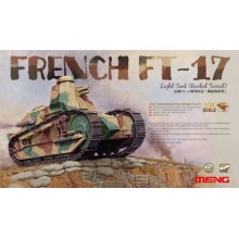 French FT-17 Light Tank ( Riveted turret )