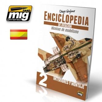 ENCICLOPEDIA TECNICAS DE MODELISMO DE AVIACION . VOL.2