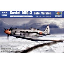 1:48 Mig-3 'Late Version'