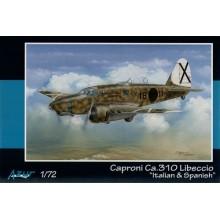 """1:72 Caproni Ca.310 Libeccio """"Italian & Spanish"""" R"""