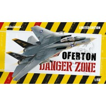 US F-14A Danger Zone