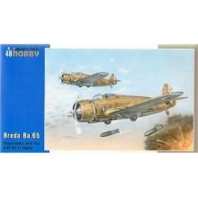 1:48 Breda Ba.65A-80