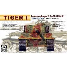 Tiger I Sd.Kfz/181 Ausf. E