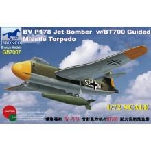 1:72 BV P178 Jet Bomber w/BT700
