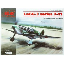 LaGG-3 Series 7-11 Soviet Fighter