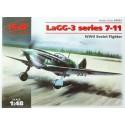 LaGG-3 Series 7-11 Soviet Fighter