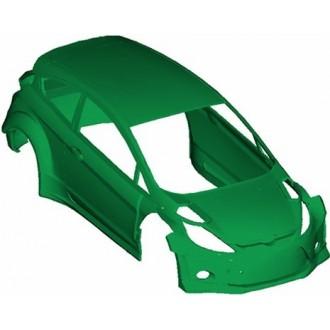 1/24 Ford Fiesta RS WRC ADAC 2011