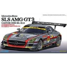 1:24 GAINER DIXCEL SLS Mercedes-Benz SLS AMG GT3