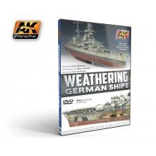 Envejeciendo Barcos Alemanes DVD