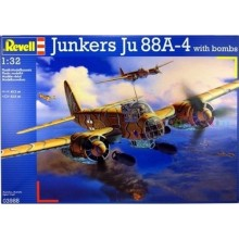 1:32 Junkers Ju88A-4