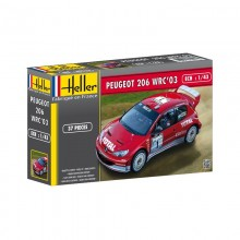 1:43 PEUGEOT 206 WRC '03